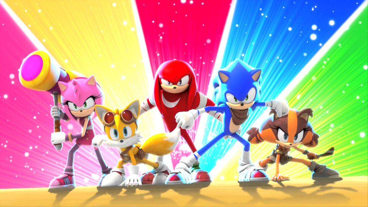 Steam: sconti sui giochi della serie Sonic per tutto il weekend