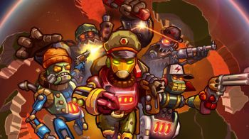 SteamWorld Collection arriverà a ottobre su PS4 e Wii U