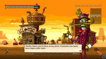 SteamWorld Dig scontato sui Wii U europei