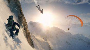 Steep sfreccia a tutta velocità in un nuovo video gameplay