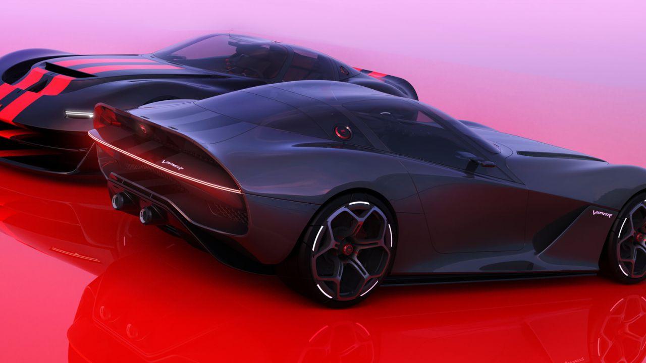 Stellantis riporterà in vita la Dodge Viper? Un designer ci spera non poco