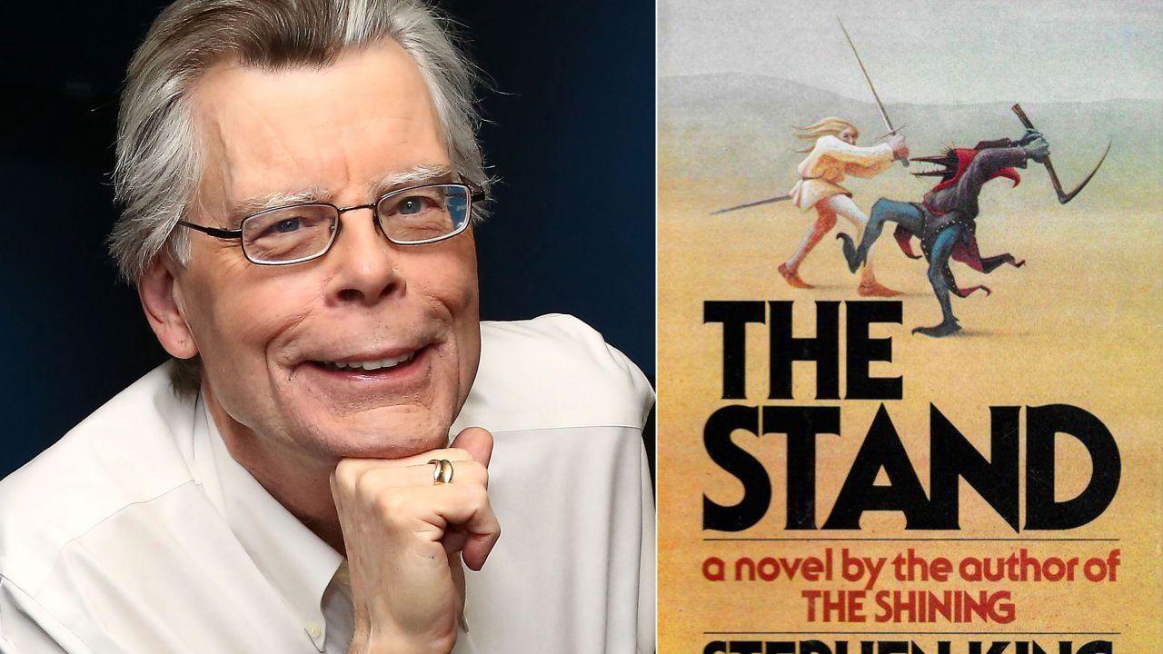 Stephen King: 'No, l'emergenza Coronavirus non è come in The Stand'