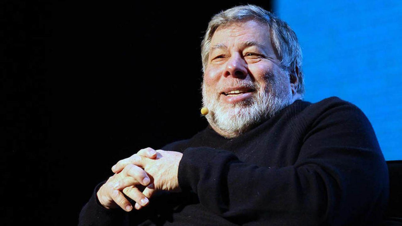 Steve Wozniak loda Apple Watch 4: 'Riduce la dipendenza da smartphone'