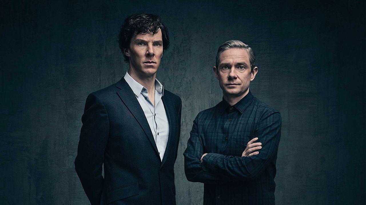 Steven Moffat torna a parlare della quinta stagione di Sherlock