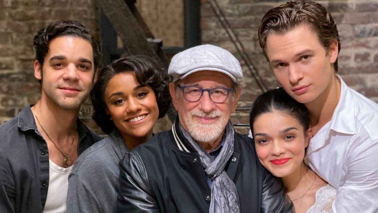Steven Spielberg sul melting pot rappresentato in West Side Story