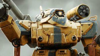 StompyBot annuncia un nuovo videogioco di Heavy Gear