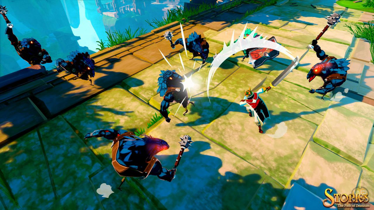 Stories The Path of Destinies arriverà il prossimo mese su PC e PS4