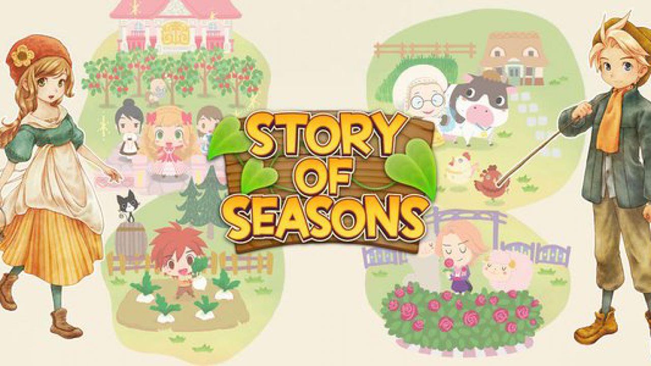 Story of Seasons debutterà in Europa il 31 dicembre