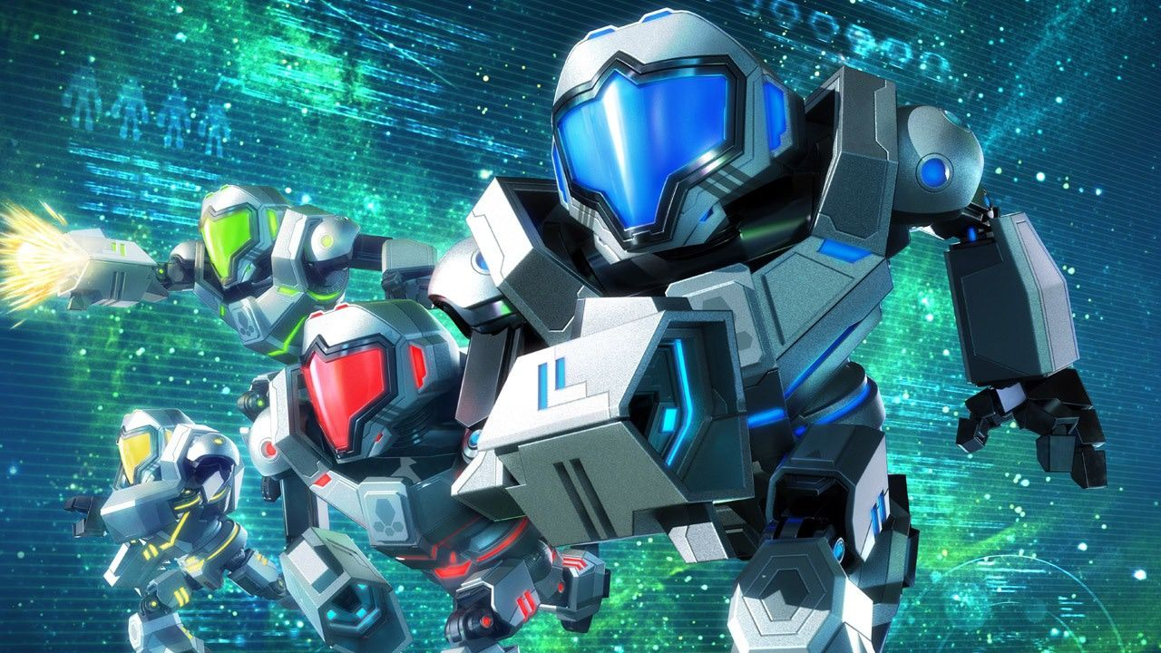 Story trailer per Metroid Prime: Federation Force