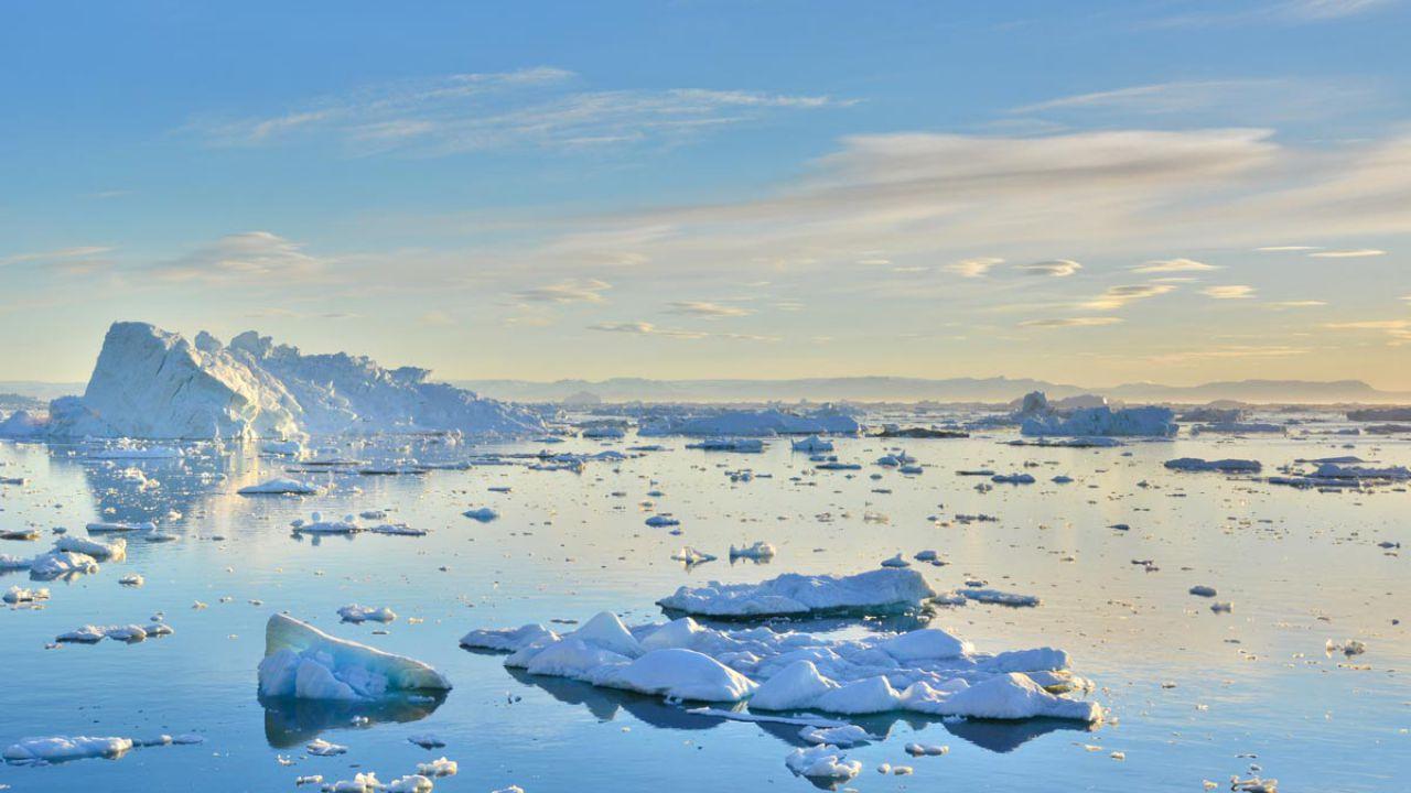 Lo scioglimento dei ghiacci è una delle gravi conseguenze del riscaldamento globale