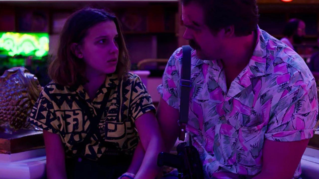 Stranger Things 4, il passato di Undici e Hopper è collegato: David Harbour spoilera?