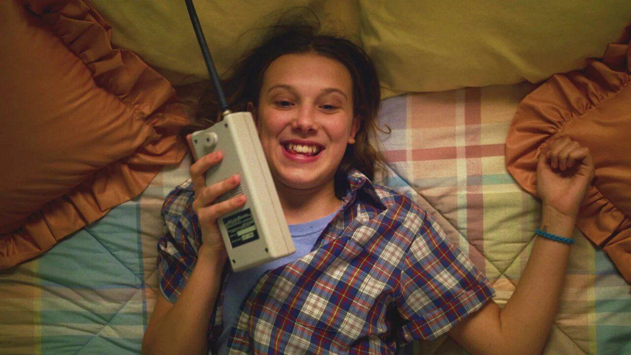 Stranger Things Day, anche Millie Bobby Brown festeggia la ricorrenza sui social