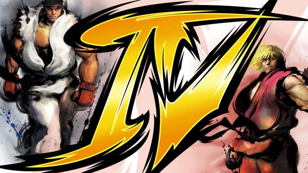 Street Fighter 4, immagini e video promozionale per la versione iPhone