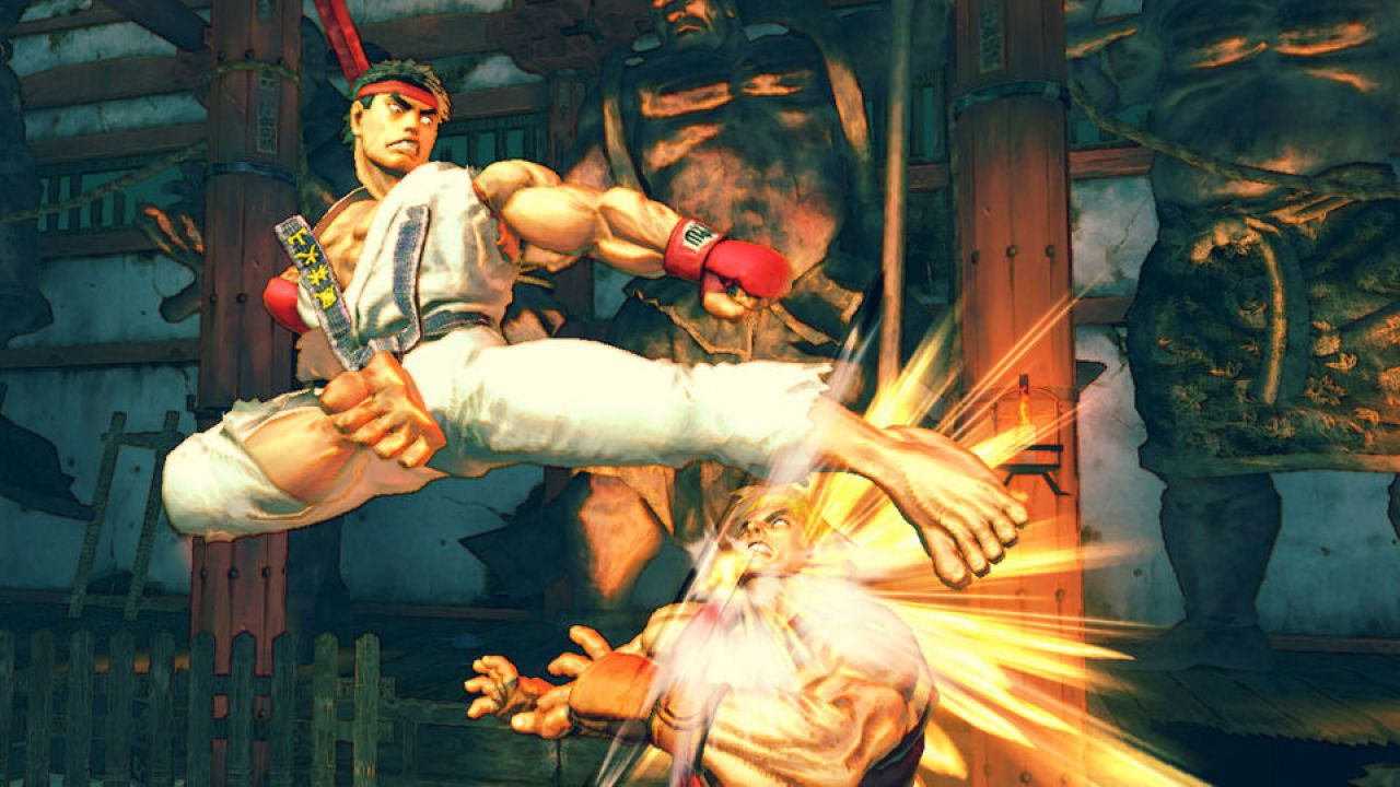 Street Fighter 4 in arrivo per Iphone