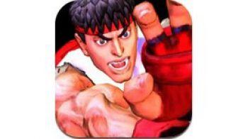 Street Fighter 4 Volt disponibile per iPhone