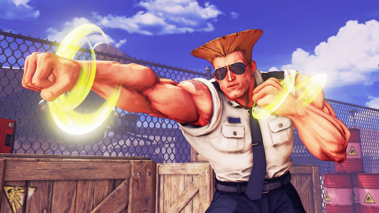 Street Fighter 5: annunciata la data di uscita di Guile