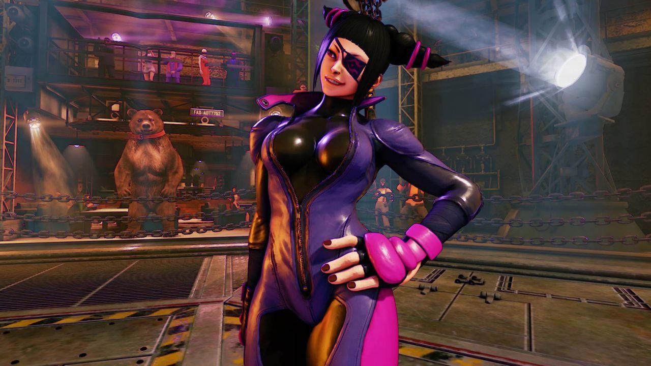 Street Fighter 5: due match completi mostrano Juri in azione