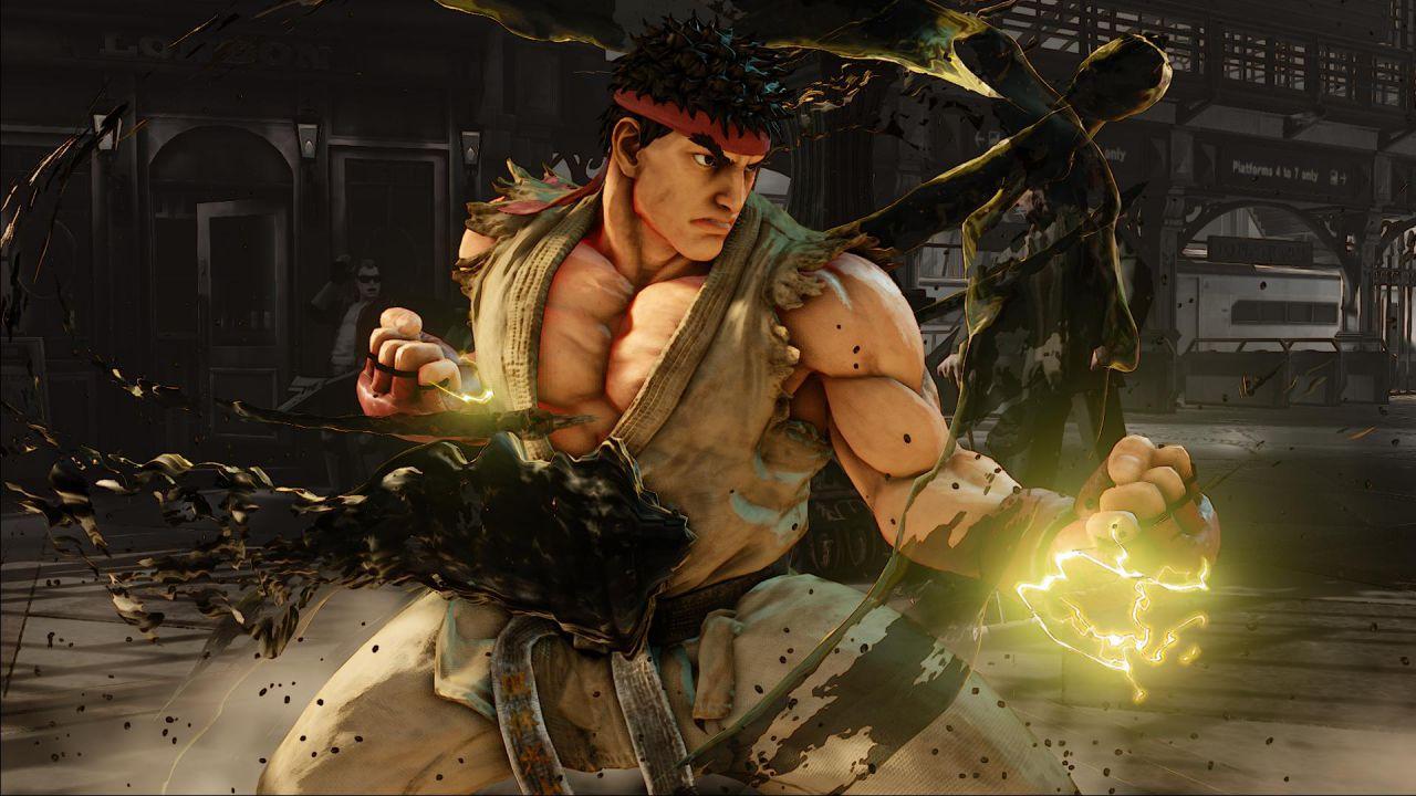 Street Fighter 5 esce dalla top 40 inglese