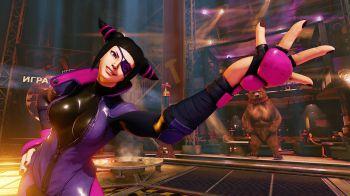 Street Fighter 5: Juri si mostra in immagini e video