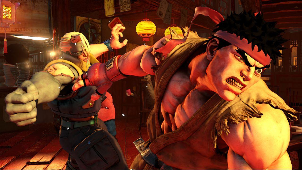 Street Fighter 5 non uscirà mai su Xbox One