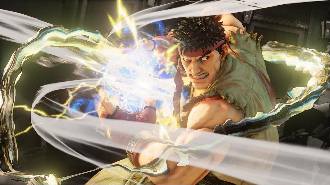 Street Fighter 5: i primi dieci minuti della modalità Storia