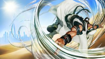 Street Fighter 5: Rashid si presenta in questo filmato