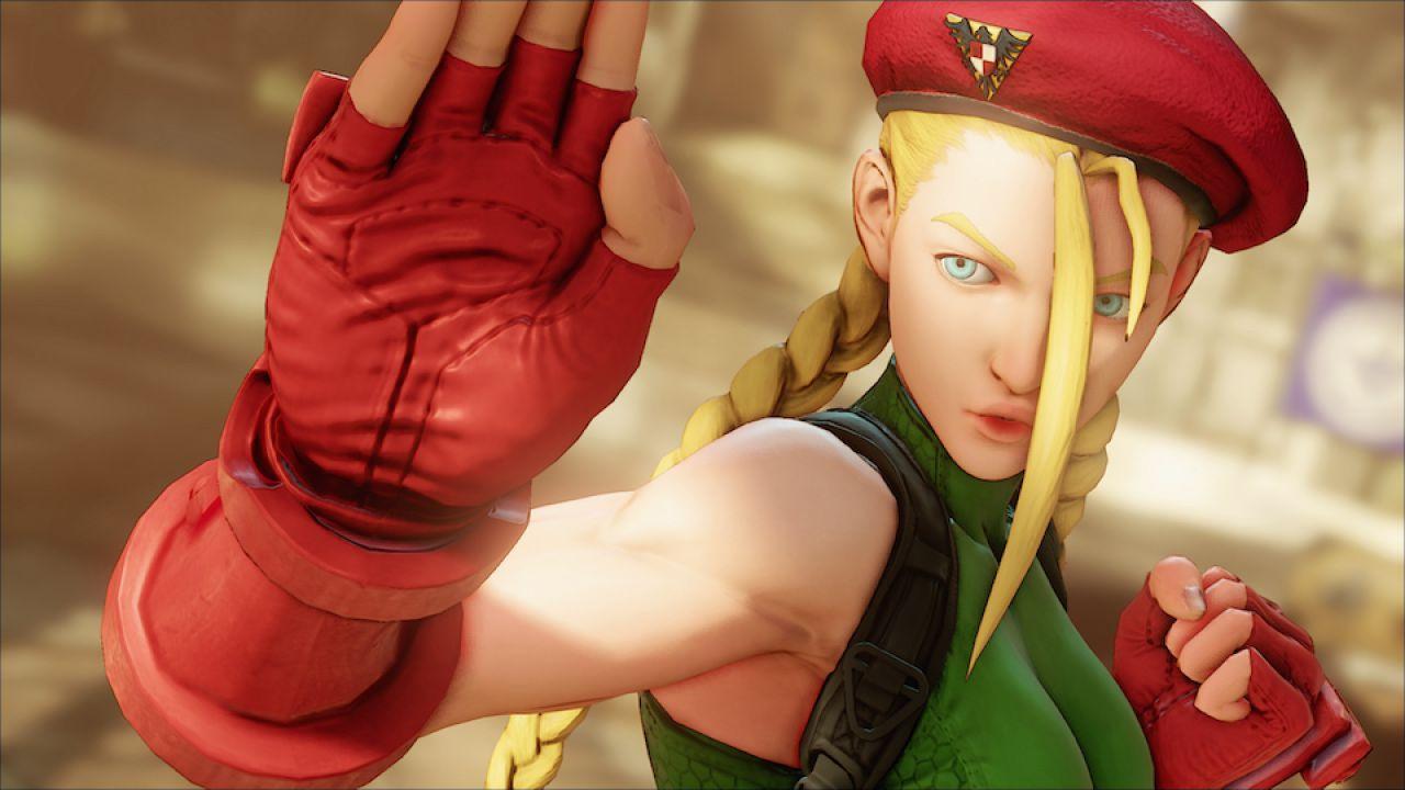 Street Fighter 5 sarà giocabile per tutta l'estate nei parchi Six Flags in Nord America