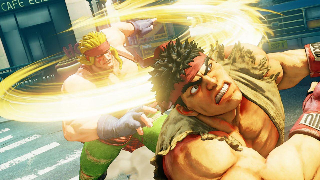 Street Fighter 5: A Shadow Falls arriva sul PSN prima del previsto