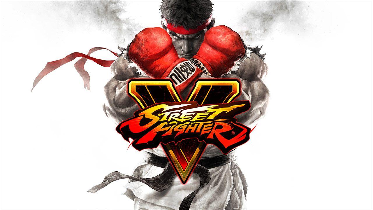 Street Fighter 5: Story Mode con Alien Ex Machina - Replica Live 17/07/2016