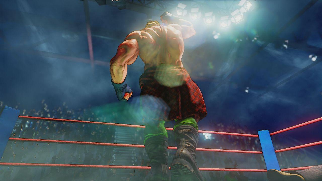 Street Fighter 5: Uno sguardo approfondito agli stage