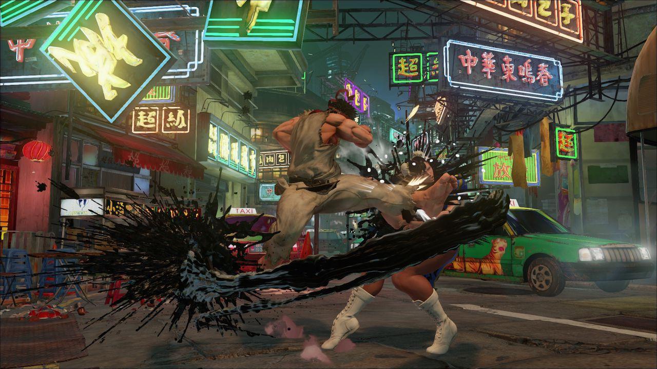 Street Fighter 5 uscirà durante la primavera 2016?