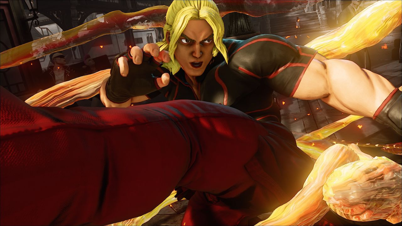 Street Fighter 5: video gameplay di Ken dal Comic-Con di San Diego