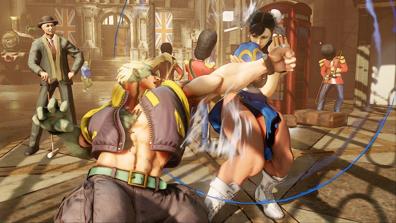 Street Fighter 5: video gameplay tratto dalla versione PC con dettagli al massimo