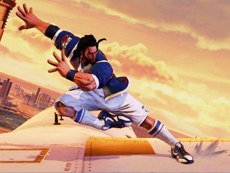 Street Fighter V: annunciati i costumi sportivi per Ibuki, Rashid e Laura