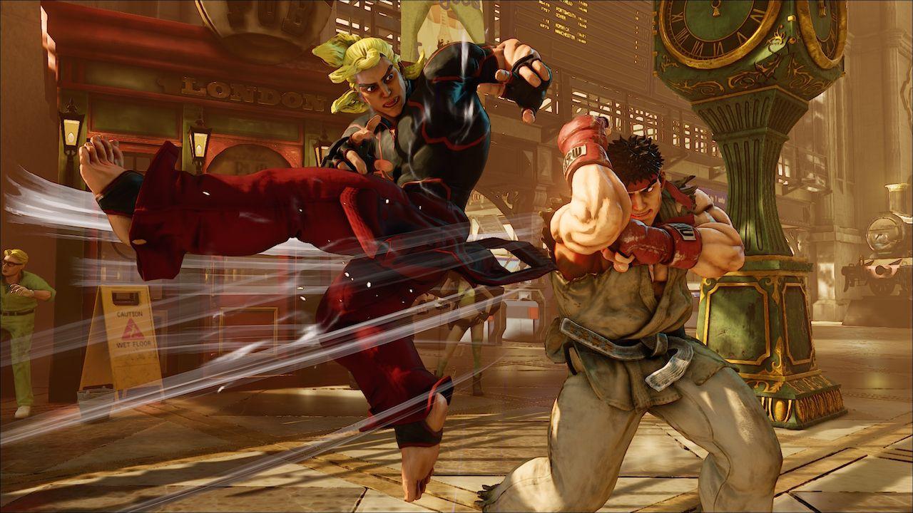 Street Fighter V: confermato per oggi lo stress test europeo