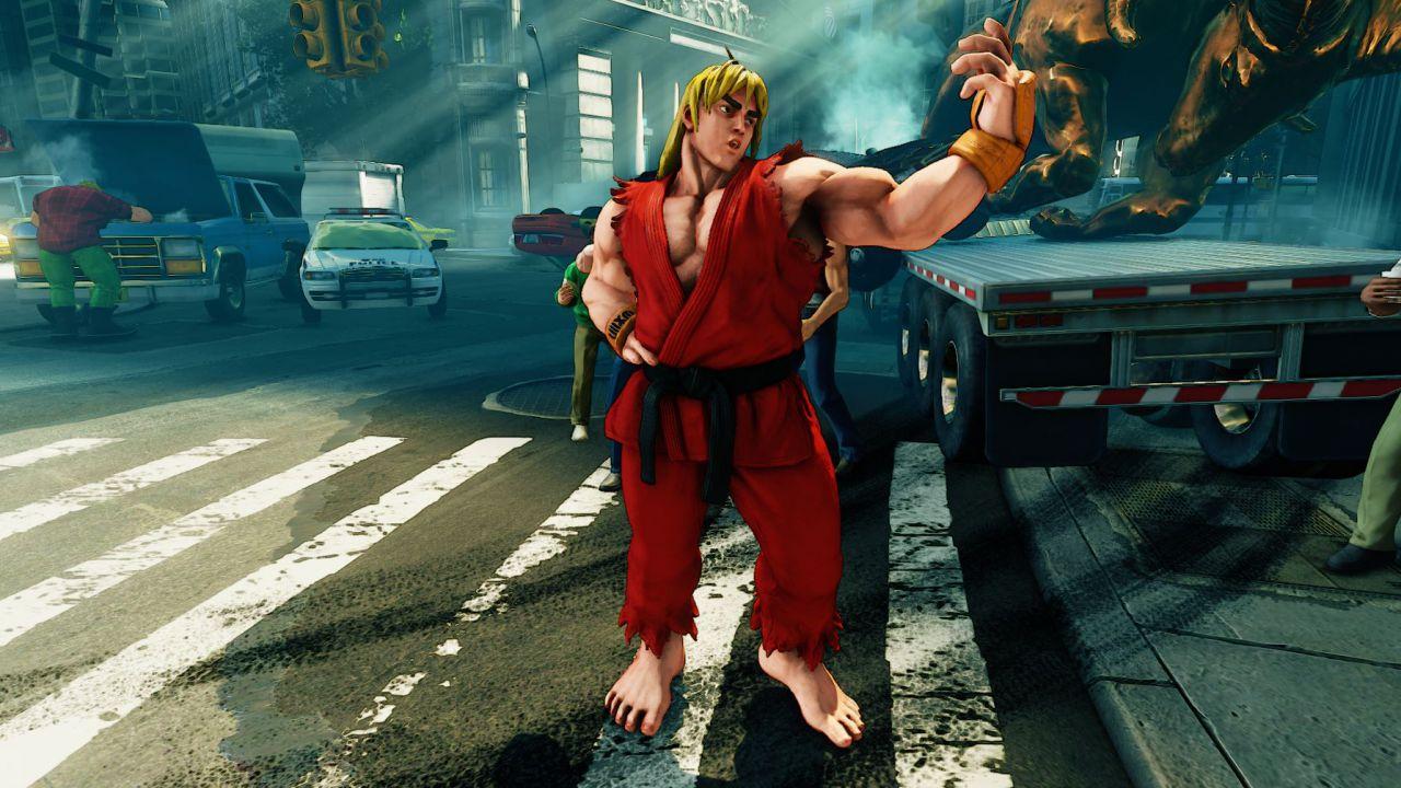 Street Fighter V: data e dettagli del prossimo aggiornamento