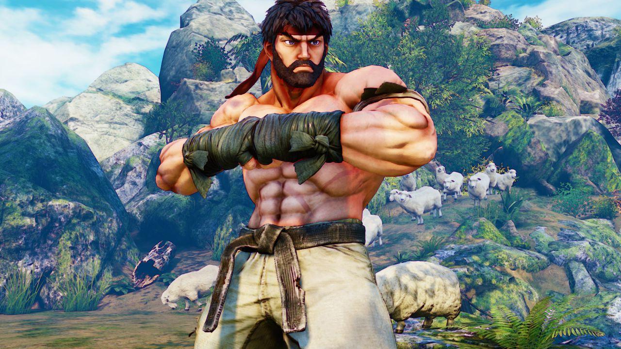 Street Fighter V: i data miner rivelano i sei personaggi misteriosi