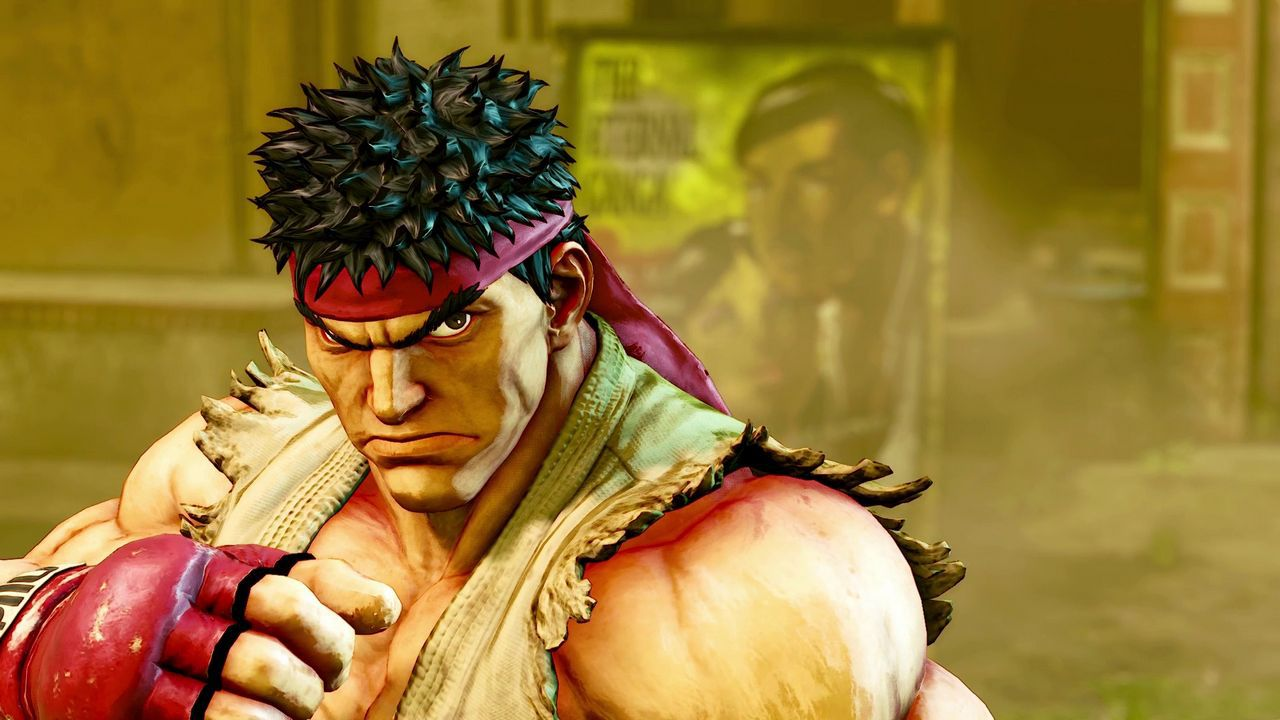 Street Fighter V: ecco una statua da 900 dollari