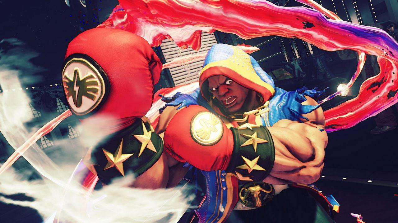 Street Fighter V: Galleria di immagini per Balrog