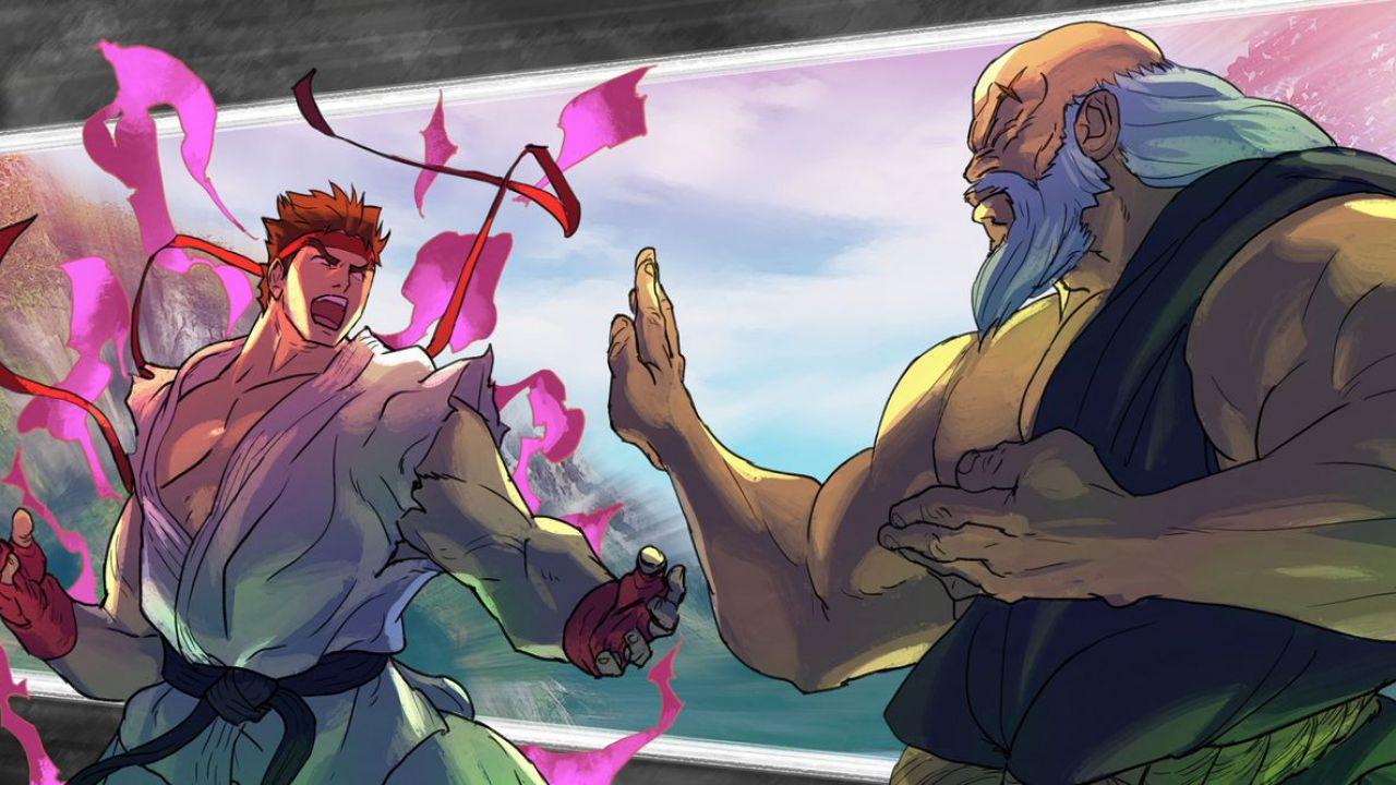 Street Fighter V: L'universo del gioco è complesso come quello di Star Wars