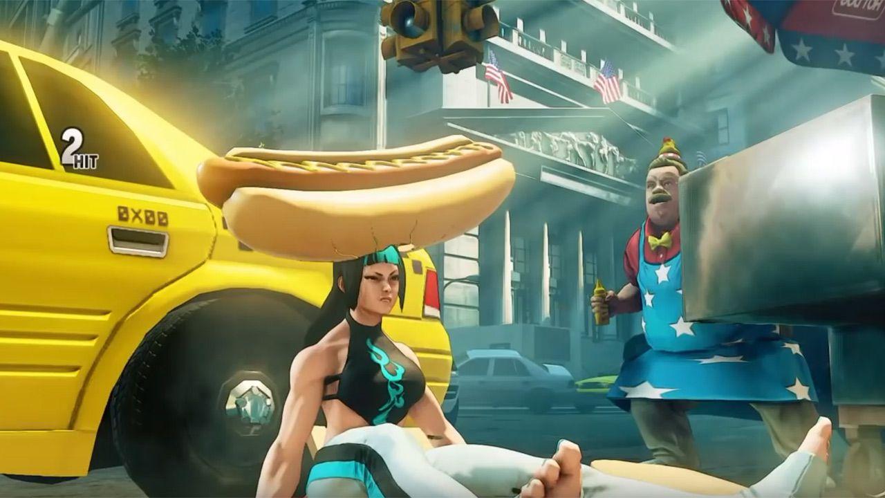 Street Fighter V: le nuove esilaranti animazioni KO in un video