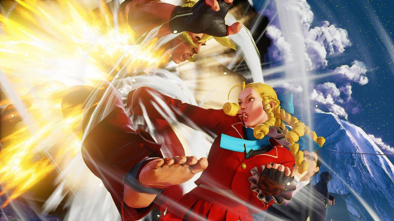 Street Fighter V: svelati i requisiti della versione PC