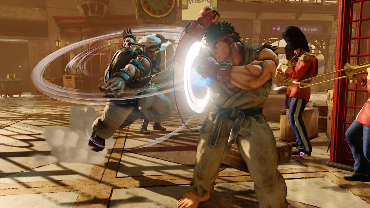 Street Fighter V torna in beta il 17 dicembre