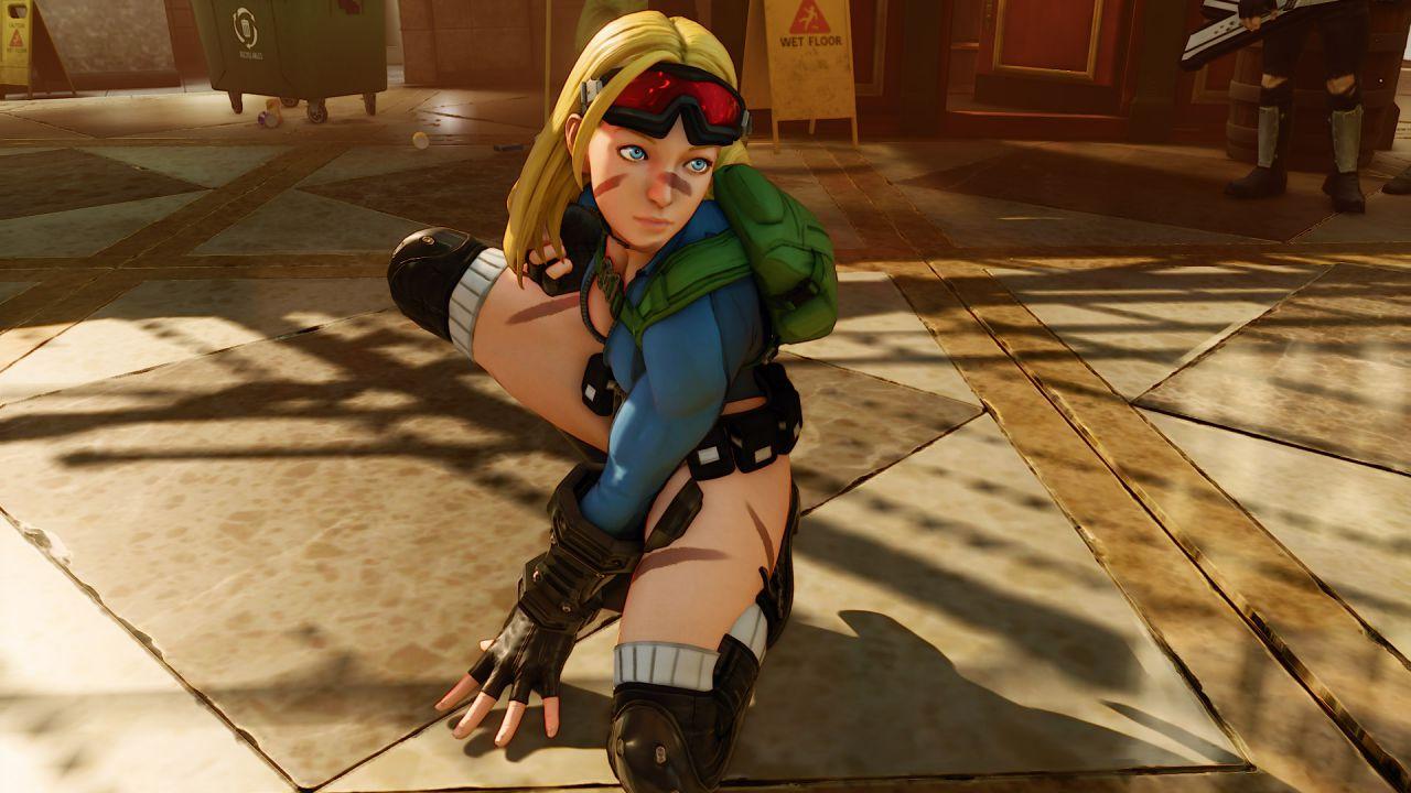 Street Fighter V vende meno del suo precessore nel Regno Unito