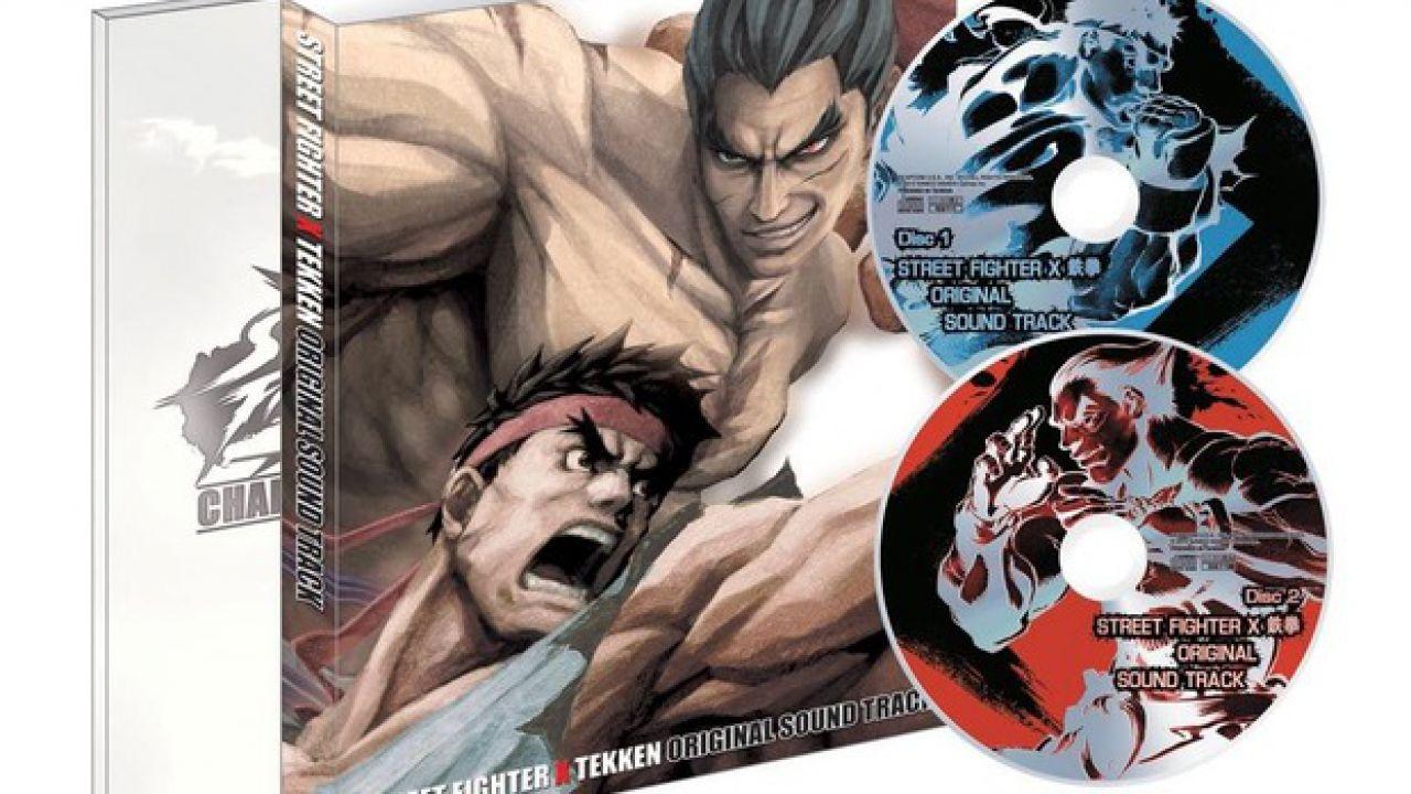 Street Fighter X Tekken: nuove date per  gli eventi 'Fight Club'