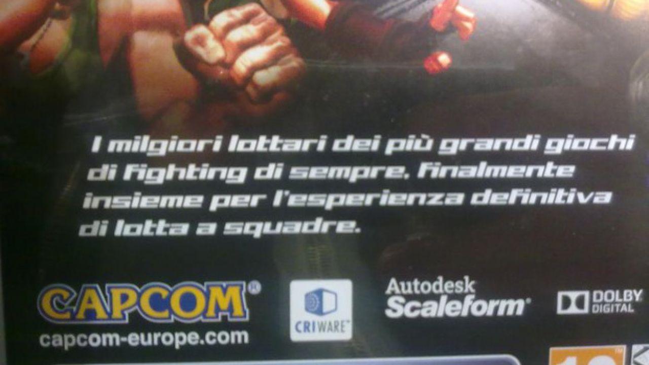 Street Fighter X Tekken: nuovo aggiornamento disponibile da domani su Xbox 360 e PS3