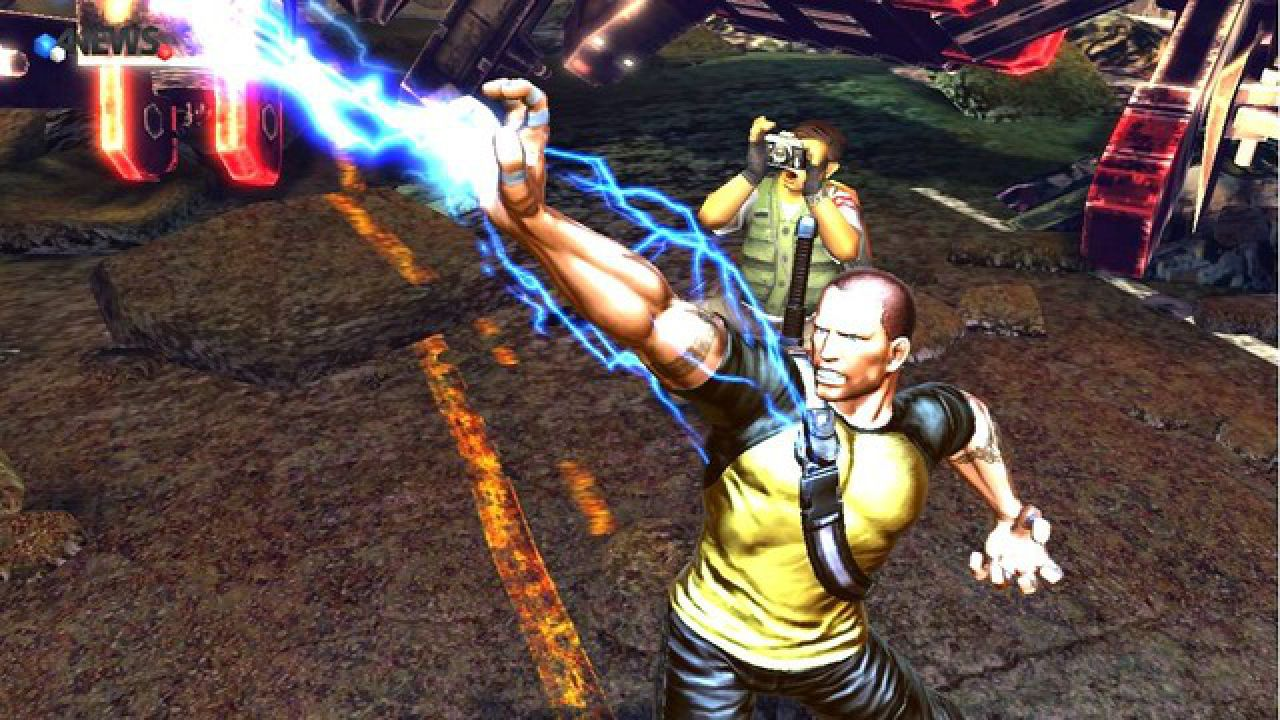 Street Fighter X Tekken per PS Vita: trailer e filmati gameplay dalla gamescom