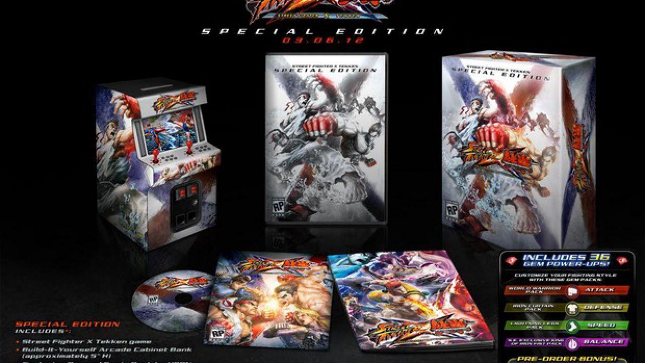 Street Fighter X Tekken: la prima patch disponibile su Xbox Live e PSN