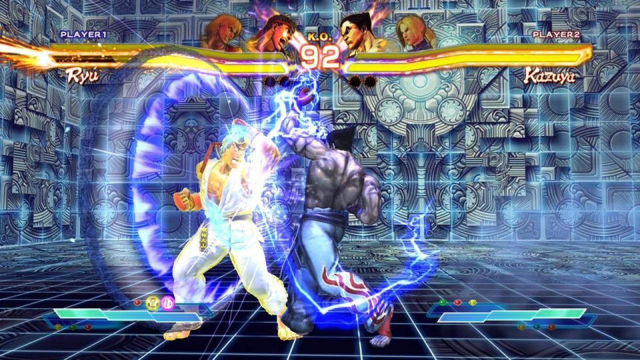 Street Fighter X Tekken Ver. 2013, trailer dell'aggiornamento