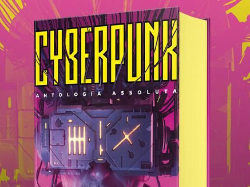 Bewitched by Cyberpunk 2077? The Cyberpunk Absolute Anthology book is for you